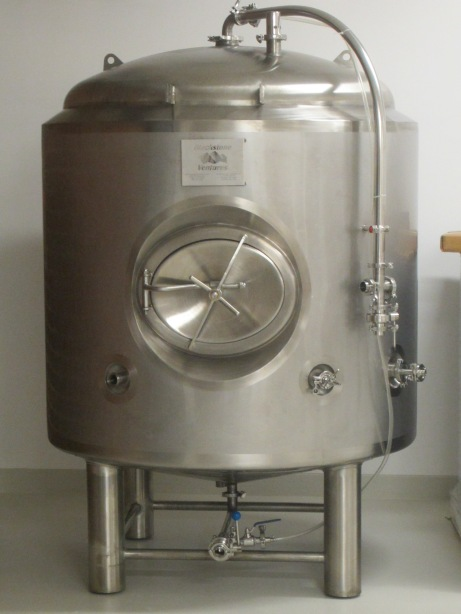 This Brite Tank was made in Oregon and shipped to RVA