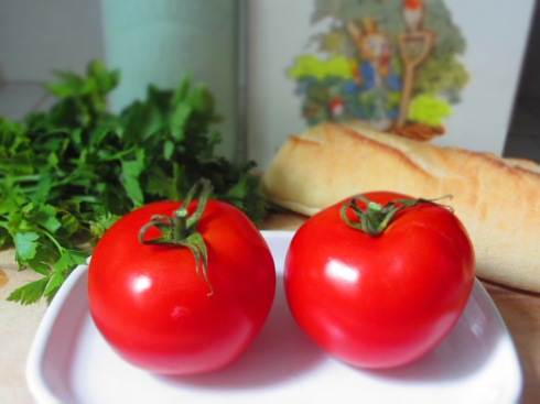 Farm Table Tomatoes